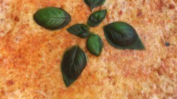 Pizza Margherita La Vecchia Pesa Luino